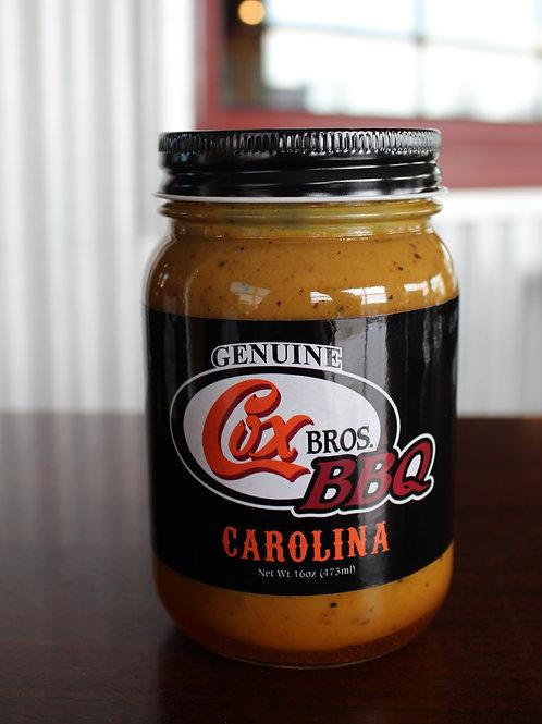 Carolina BBQ Sauce