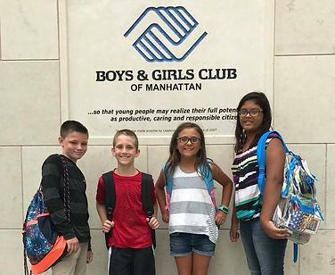 Boys & Girls Club at Cox Bros. BBQ