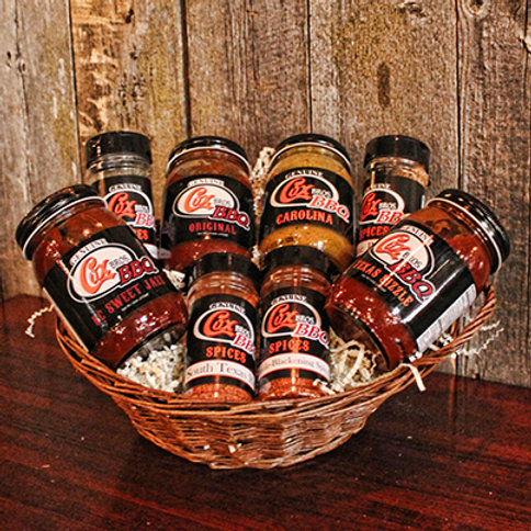 Sauce & Seasoning Basket