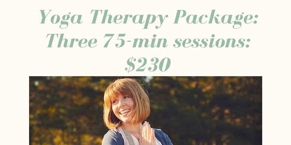Yoga Therapy Package
