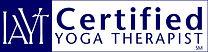 Certified International Association of Yoga Therapist