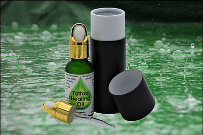 tattoo aftercare oil