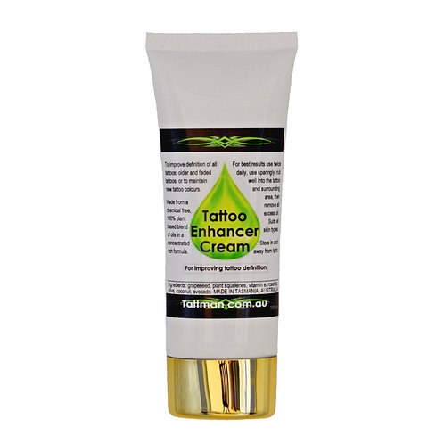 Tattoo Lotion - Enhancer Cream