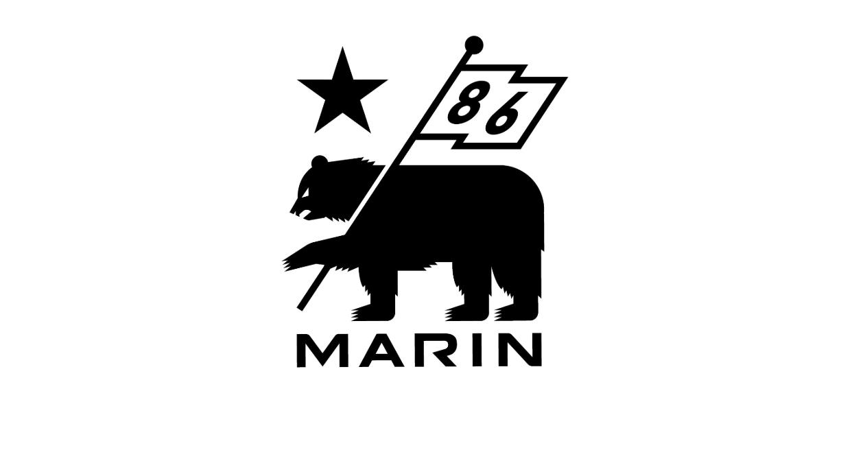 Marin banner logo