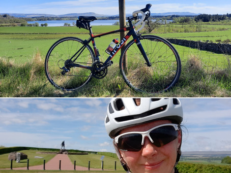 Overcoming my cycling fears – by guest blogger, Kelly Black