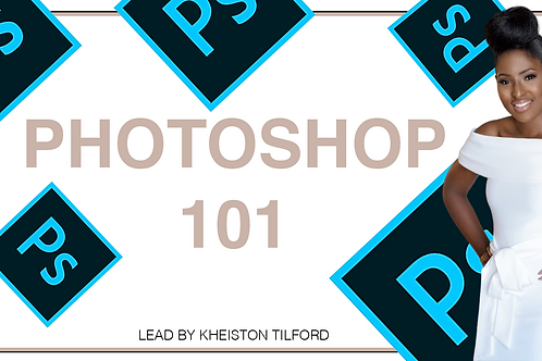 Photoshop 101 Class
