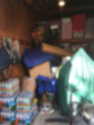Professional Organizer - Garage Before Downsizing