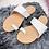 Thumbnail: Tally Sandals -White
