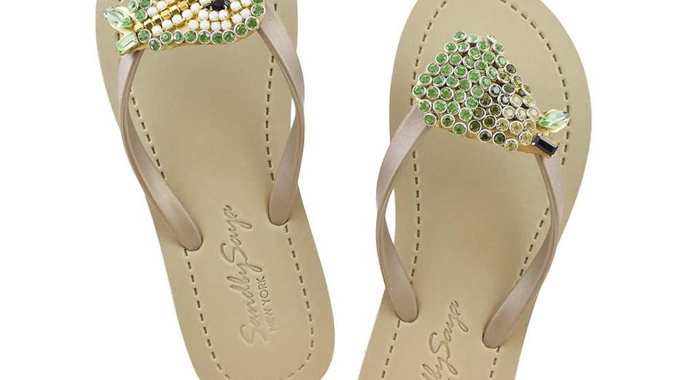Pear - Women's Flat Sandal
