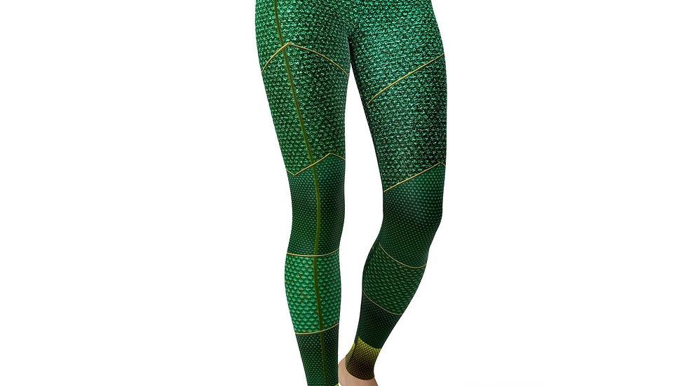 Beverly Aqua Legging