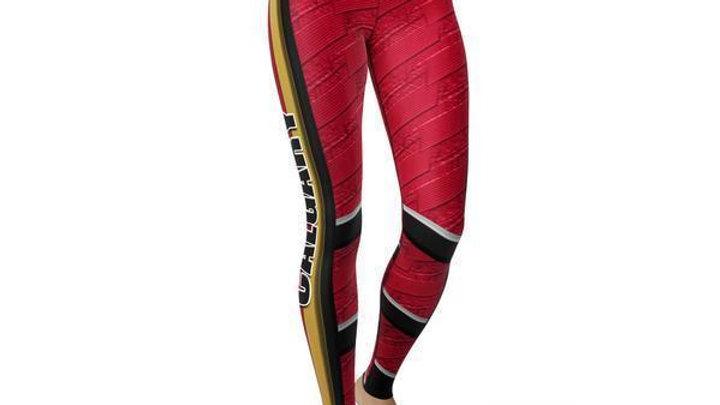 Beverly Calgary Hockey Legging
