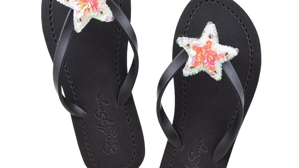 Hamptons (Pink) - Women's Flat Sandal