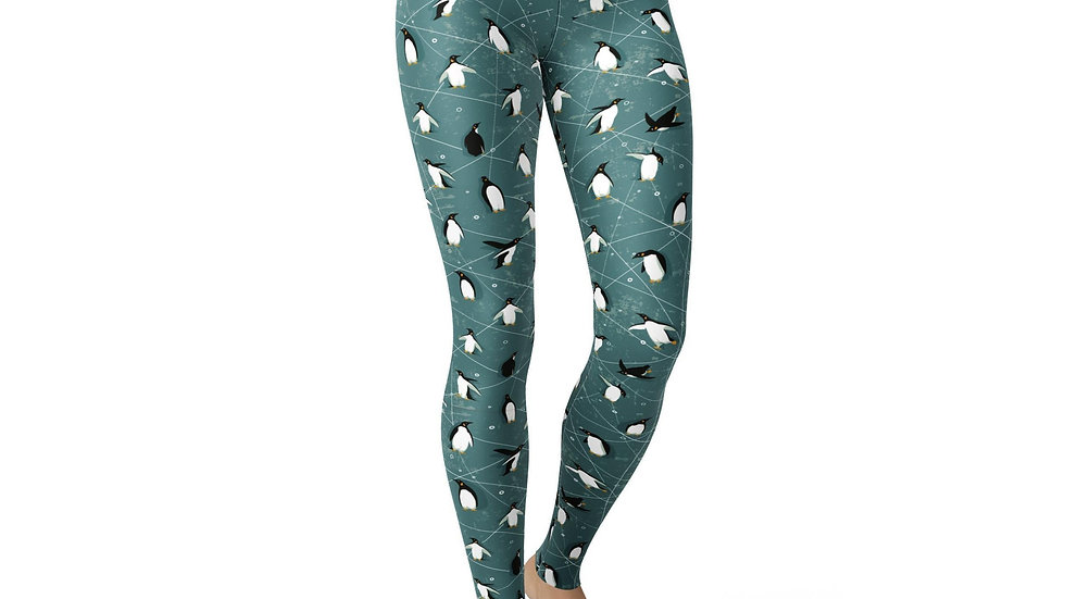 Jean Penguin Leggings