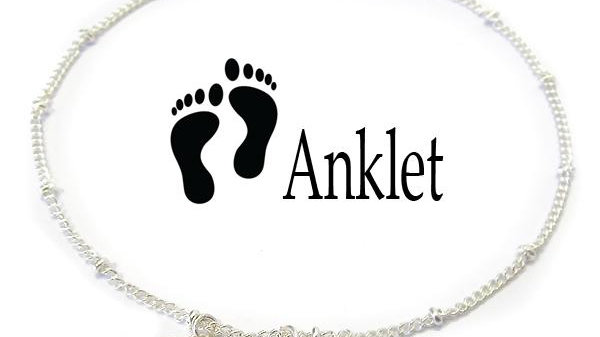 Abalone Charm Turtle Anklet Ankle Bracelet