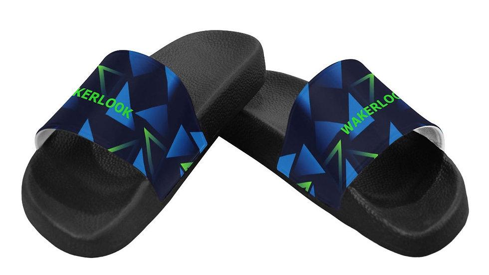Wakerlook Shape Triangle  Men's Slide Sandals