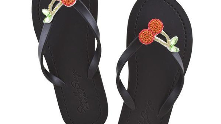 Cherry - Women's Flat Sandal