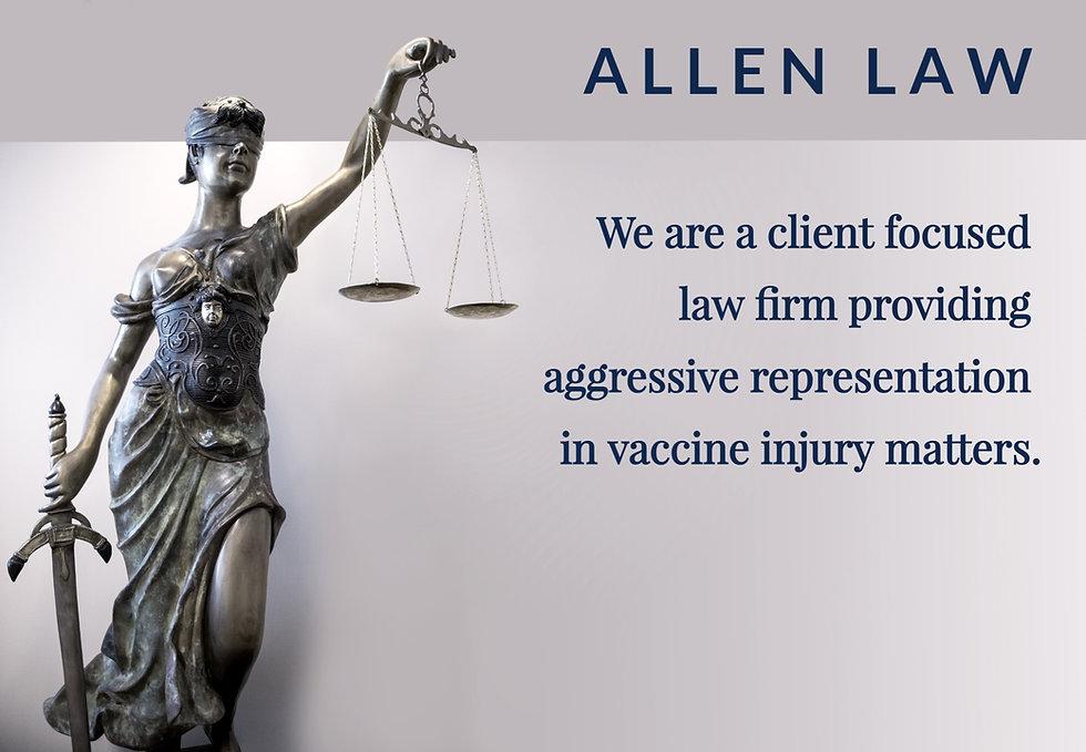 Lady Justice Allen Law