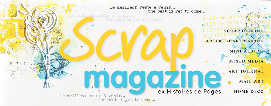 DT Scrap Magazine