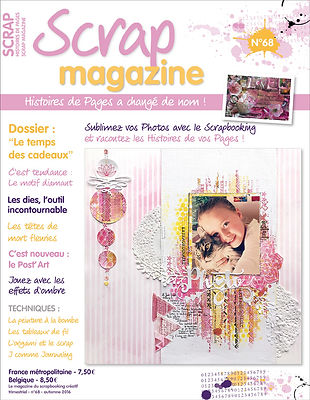 Publication Scrap Magazine 68