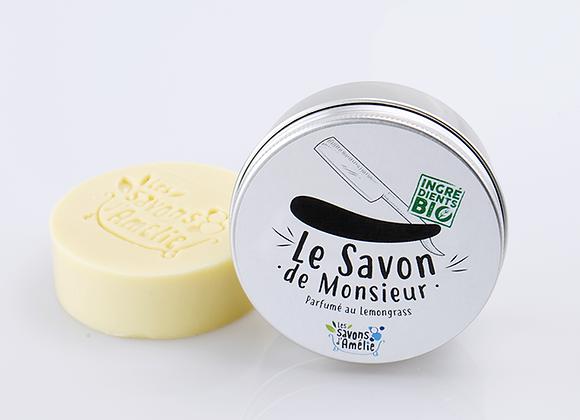 RECHARGE Savon à barbe (sans boîte) - Parfum au choix