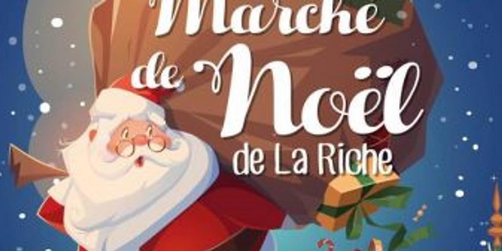 Marché de Noël de La Riche (37)