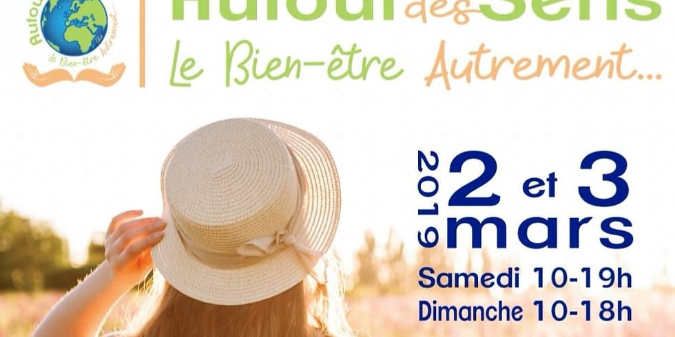 Salon Autour Des sens à Joué-les-Tours (37)