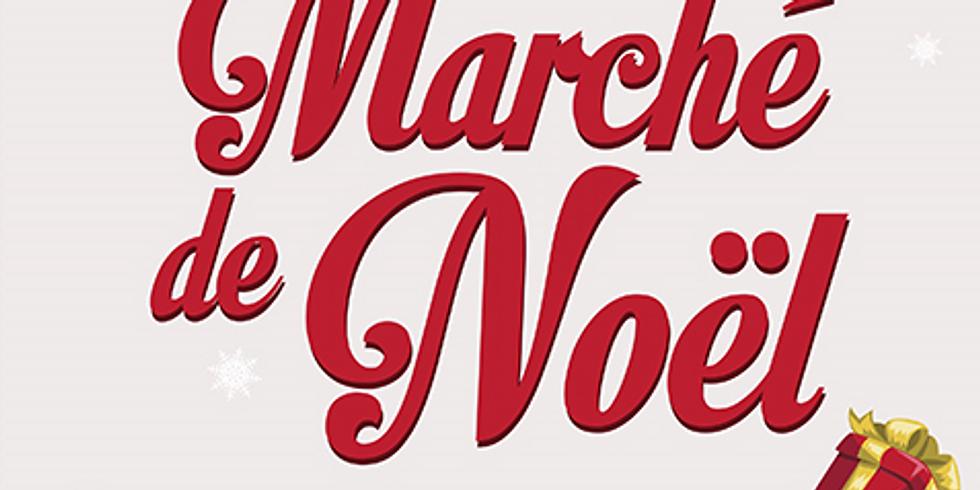 Marché de Noël de Montlouis-sur-Loire (37)