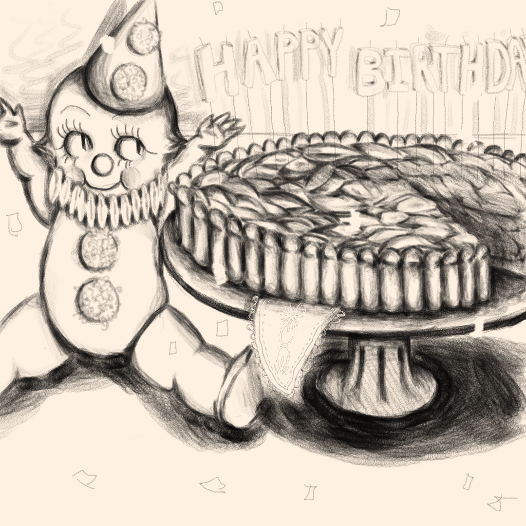 Happy Birthday Kewpie