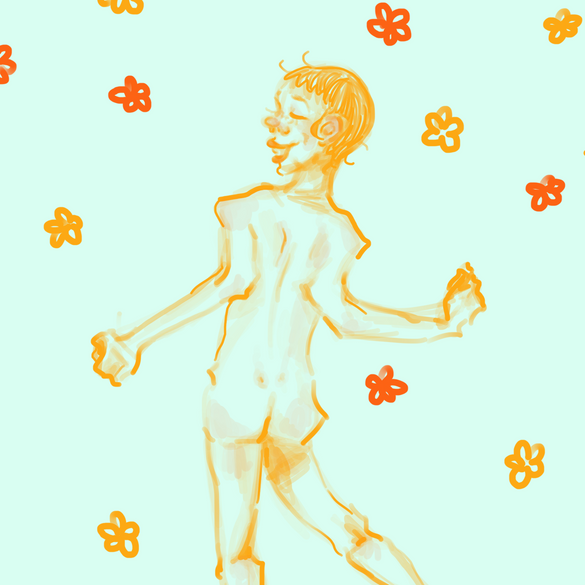 Dancing Figure Series