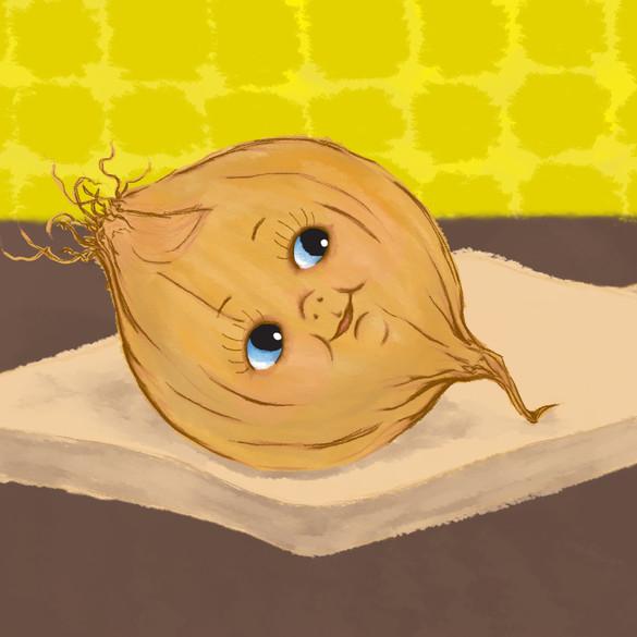 Onion Baby
