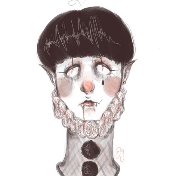 Vampire Pierrot