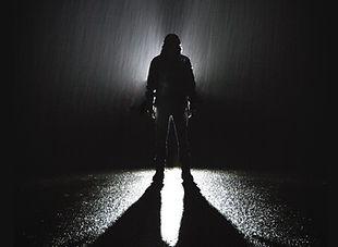 Standing in the Rain
