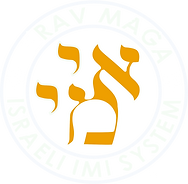 IIS Krav Maga Montreal Logo Gold