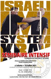 IIS Krav Maga Montreal Intensive Seminar