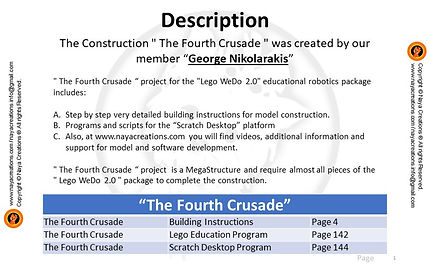 The Fourth Crusade DESCRIPTION 1.JPG