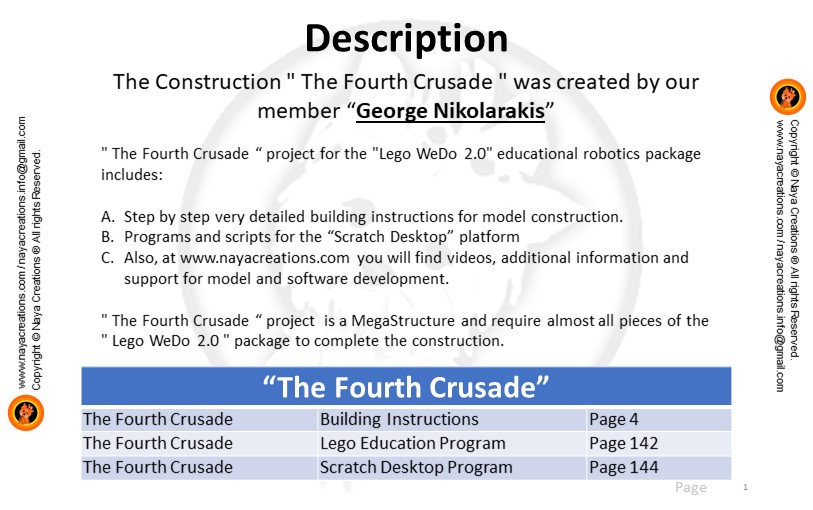 The Fourth Crusade DESCRIPTION 1.JPG
