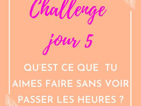 Challenge Jour 5