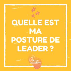 ✨QUELLE EST MA POSTURE DE LEADER ?