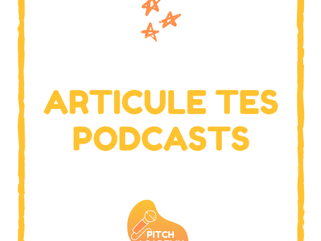 Articule tes podcasts