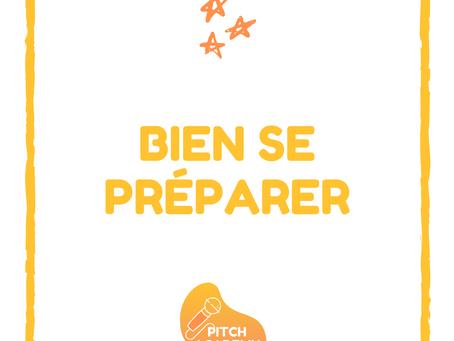Bien se préparer ✨
