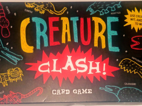 Creature Clash: A lesson in habitats, collaboration and budgeting