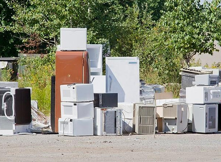 Getting Rid Of Old Appliances With Recycling
