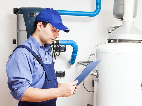 Replacing Your Water Heater? How About Water Heater Recycling?