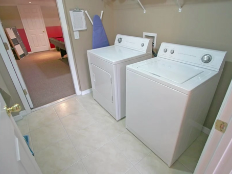 A Simple Solution For Washer And Dryer Removal