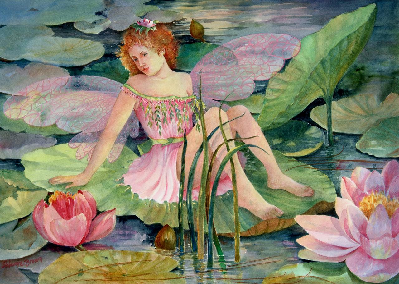Lily's Pond