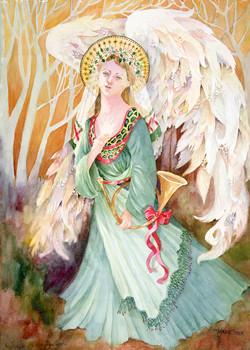 Angel of December