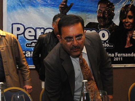 Moreno, candidato a juez subrogante