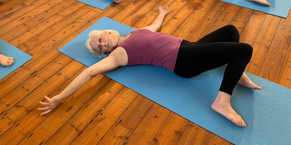 Somatic movement/Yoga/Slings