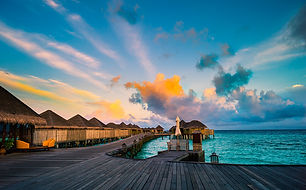 4D Honeymoon Escapade @ Constance Halaveli Maldives 5*