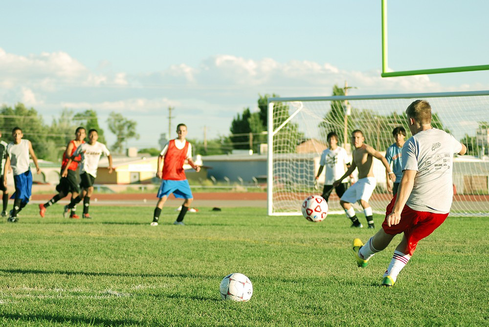 Soccer Injuries from Youth Sports